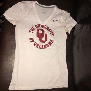 OU Nike shirt